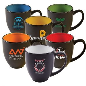 mugs and promotional products